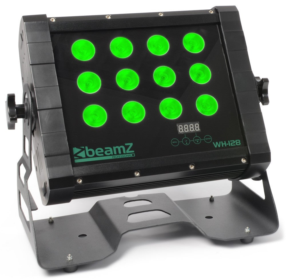 beamZ  Wall Washer 12x 8W Quad LEDs IP65 + 5m cable