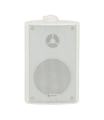 Adastra BP6V-B SERIES  WEATHERPROOF SPEAKER 6.5in WHITE (Pair)