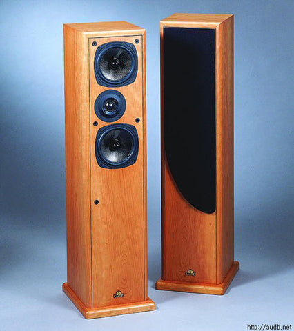 Castle Conway 3 Floorstanding Speakers (Pair)