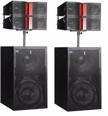 Audiocenter K-LA Active Line Array Combo 1