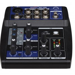 Wharfedale connect 502 USB mixer