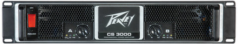 Peavey CS 3000 3100 watt at 2 ohms power amplifier