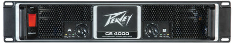 Peavey CS 4000 4000 watt at 2 ohms power amplifier