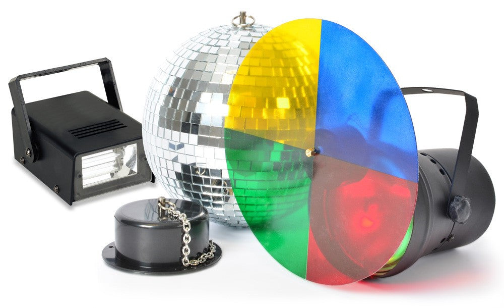 beamZ DISCO LIGHT SET