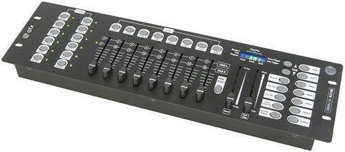 beamZ DM-X10 192 Channel DMX controller