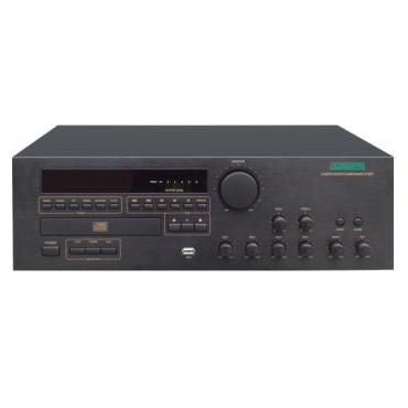 Dsppa MP7812 Series All in One Mixer Amplifier with DVD