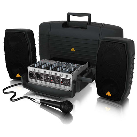 Behringer EPA150 Europort 150W 5 Channel Portable PA System