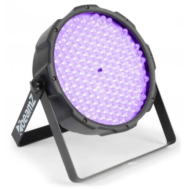 beamZ LED FLATPAR 186X 10MM UV DMX