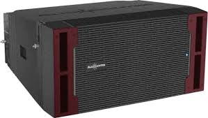 "Audiocenter K-LA210 DSP Active Dual 10"" 2-Way Line array 350+350+70W (Single)"