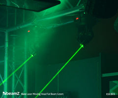 beamZ Kore Laser MovingHead FATBeam Green