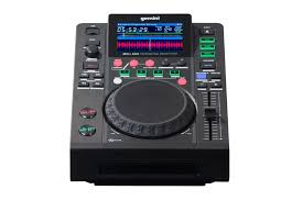 Gemini MDJ-600: Professional CD AND USB Media Player (Single)