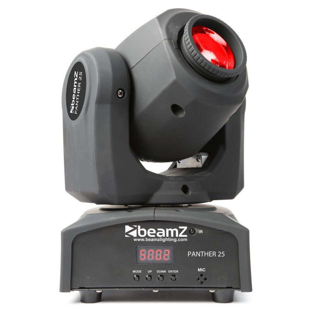 beamZ PANTHER MOVING HEAD LED SPOT 25