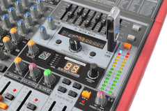 Power Dynamics PDM-S1603 Stage Mixer 16-Channel DSP/MP3- USB IN/OUT