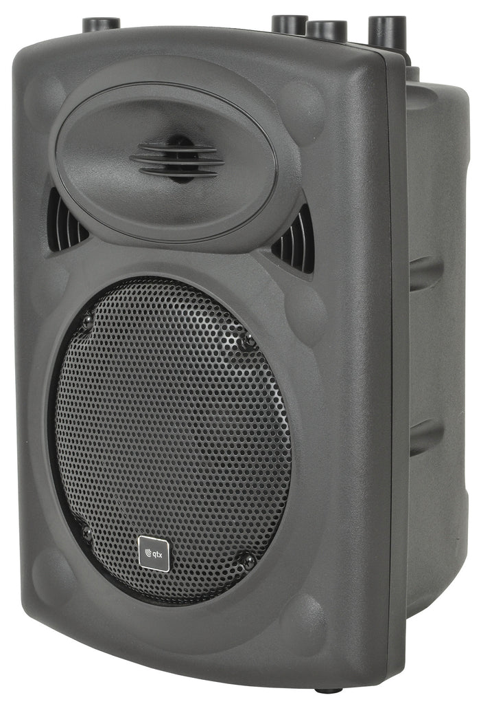 QTX QR8K Active Moulded Speaker (Single)