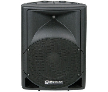 "QTX Sound QS15A 15"" 700W Max Active Speaker (Single)"