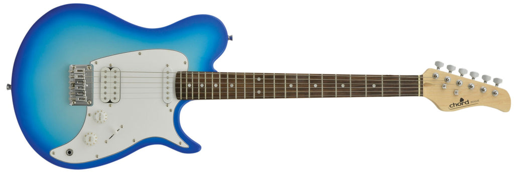 Rogue-BLB Chord Rogue - blueburst electric guitar – SoundWarehouse