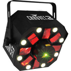 CHAUVET Swarm 5 FX DJ Light Three Effects in one LED Laser and Strobe