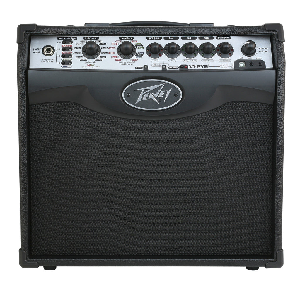 "Peavey Vypyr VIP1 1x 8"" 20Watts Combo guitar amplifier"
