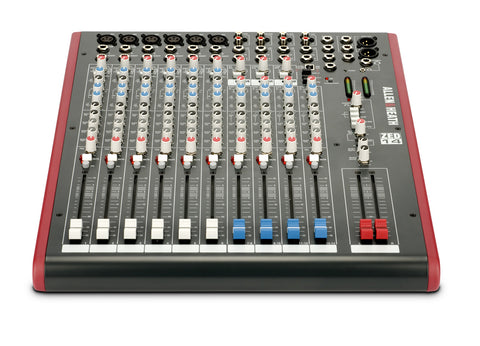 Allen & Heath ZED- 1402 Mixer for live sound and recording