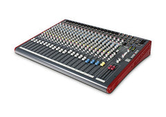 Allen & Heath ZED-22FX Multipurpose Mixer With FX For Live Sound  And Recording