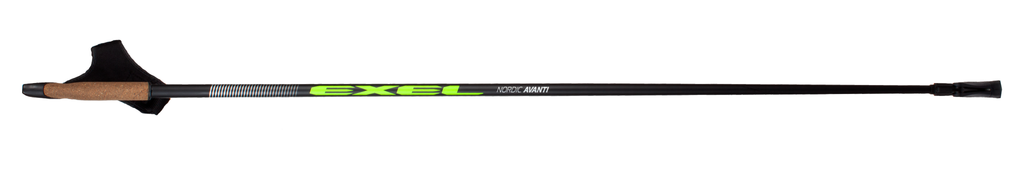 avanti exel nordic walking pole