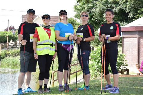 valleys nordic walking group