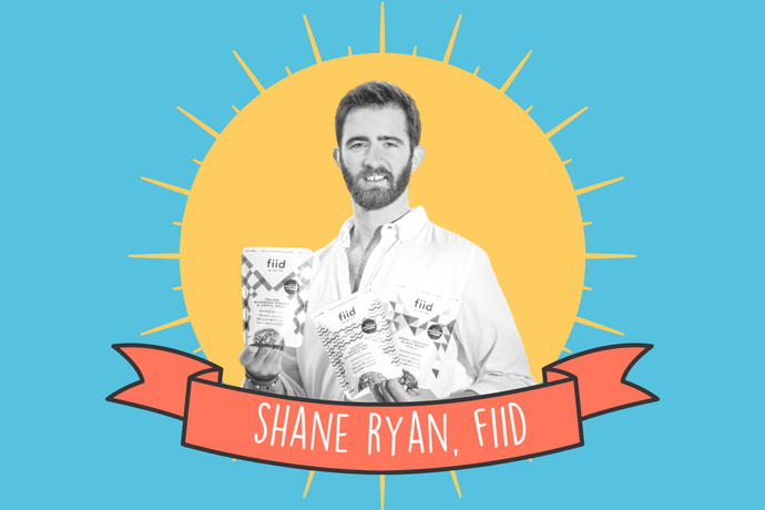 An Interview With Shane Ryan, Fiid