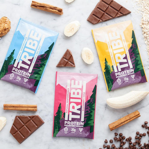 Natural & plant based sports nutrition & performance products