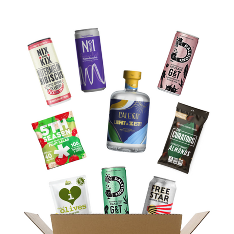 Mighty Small Alcohol Free Cocktail Kit non alcoholic