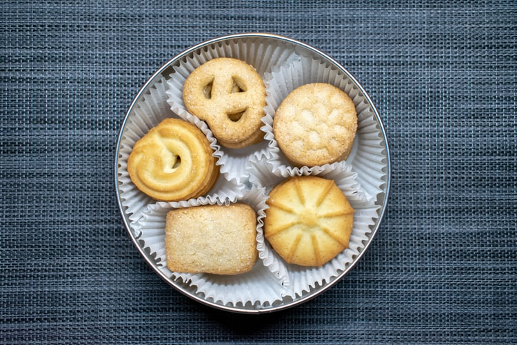National Biscuit Day 2021 healthy vegan and gluten free biscuits