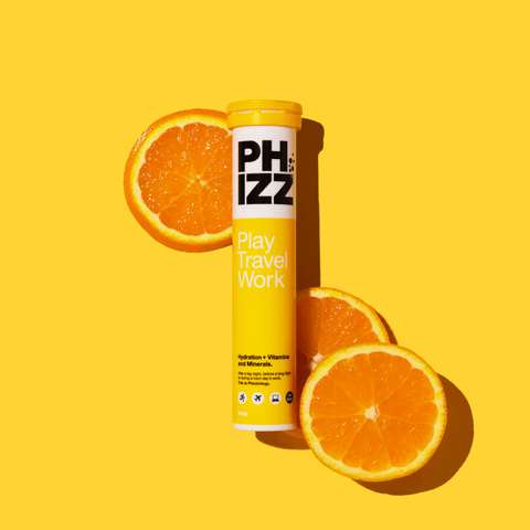 Phizz Hydrating Tablets Healthy
