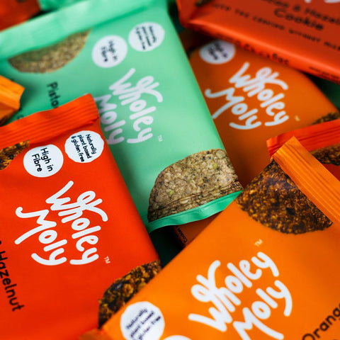 Wholey Moly Healthy Vegan and Gluten-Free Cookies