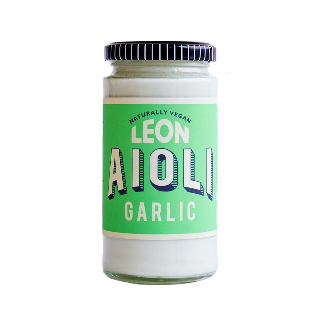 LEON Aioli, 245g - Mighty Small