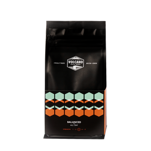 Volcano Coffee Works, Balanced All day Ground Coffee 200g
