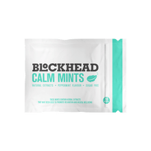 Load image into Gallery viewer, BLOCKHEAD Calm Mints - Mighty Small
