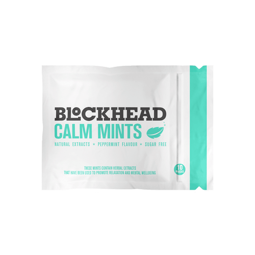 BLOCKHEAD, Calm Mints