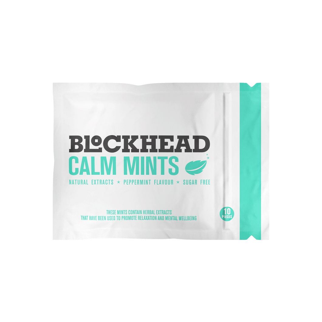 BLOCKHEAD Calm Mints - Mighty Small