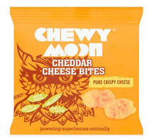 Load image into Gallery viewer, ChewyMoon, Kids Cheddar Cheese Bites Multipacks - Mighty Small