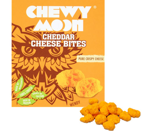 ChewyMoon, Kids Cheddar Cheese Bites Multipacks - Mighty Small