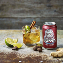 Load image into Gallery viewer, Steelworks Cola + Ginger Soft Drink, 330ml