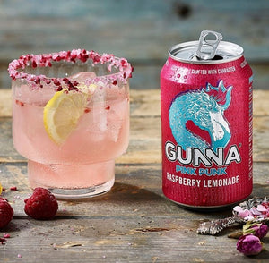 Pink Punk Raspberry Lemonade, 330ml