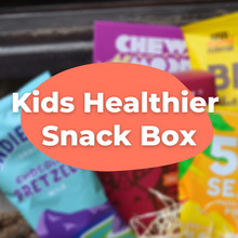 Load image into Gallery viewer, Mighty Small, Kids Healthier Snack Box - Mighty Small