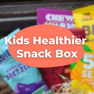 Mighty Small, Kids Healthier Snack Box - Mighty Small