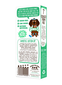 Denzel's, High Protein Dog Chews - Mighty Small