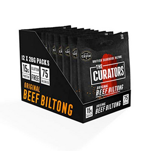 Original Biltong, 28g - Mighty Small
