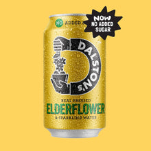Load image into Gallery viewer, Dalston's Soda Co Elderflower Seltzer, 330ml - - Mighty Small