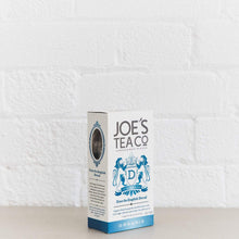 Load image into Gallery viewer, Joe's Tea Co. Ever-So-English Decaf - Organic Tea - - Mighty Small