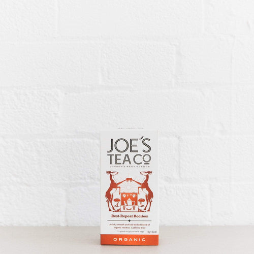 Joe's Tea Co. Rest-Repeat Rooibos - Organic Tea - - Mighty Small