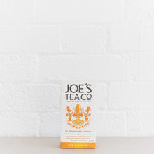 Load image into Gallery viewer, Joe's Tea Co. St. Clement's Lemon - Organic Tea - - Mighty Small