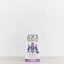 Load image into Gallery viewer, Joe's Tea Co. The Earl of Grey - Organic Tea - - Mighty Small